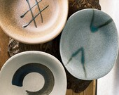 "Iga yaki 伊賀焼, Japanese Ceramic Ware, durable, high heat retaining. Medium to Large Kokedama, 8,26"" x 7.08"" x 1.57"" height"