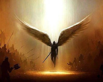 Archangel Michael Golden Light Meditation- Guided Meditation with Archangel Michael to help feel centered and aligned with your truth