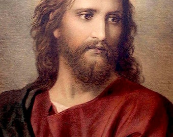 Jesus Meditation- This is a comprehensive guided meditation- take a break with Jesus, relaxing as he offers guidance.