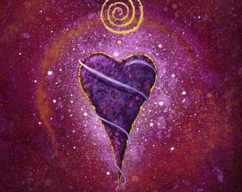 Self Love and Acceptance Short Meditation- Connect with your heart to feel a deep sense of peace and balance.