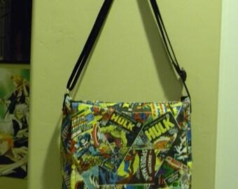 Marvel Comic Super Hero Messenger bag