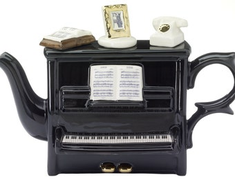The 'Piano'  Teapot