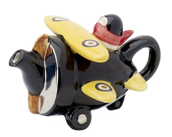 The 'Aeroplane' one cup Teapot