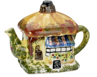 The 'Teashop' full size Teapot