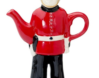 The 'Guardsman' Teapot