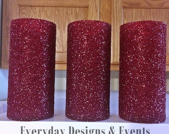 burgundy decor etsy