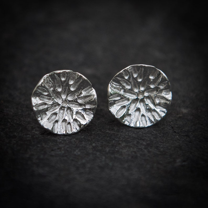 b41ed1a23 Everyday Stud Earrings Silver Earrings Silver Studs Round | Etsy