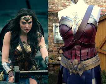 Belt/Holster ONLY Diana Prince Wonder Woman Gal Gadot Justice League Cosplay Costume Belt/Strap/Holster
