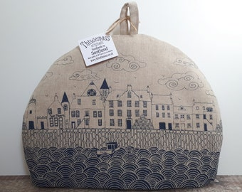 Couthie Coast Tea Cosy