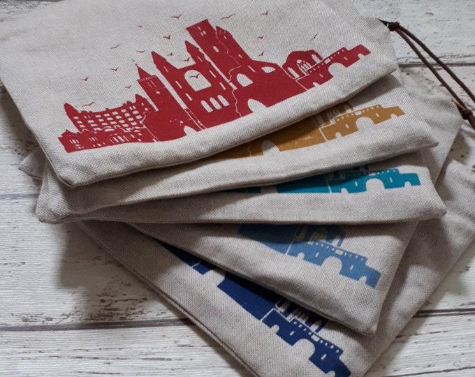 St.Andrews Zip-bag