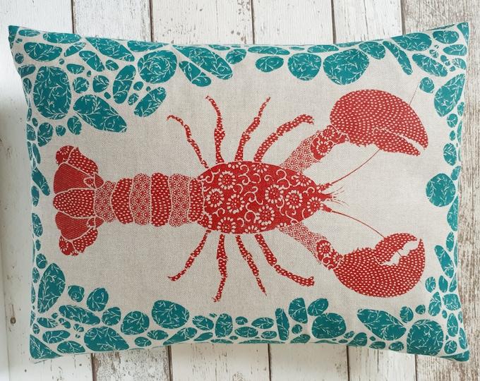 Lobster Cushion