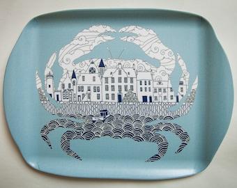Crabs Neuk Tray,
