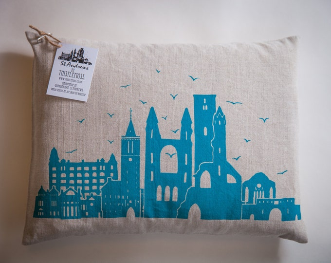 St.Andrews Skyline Cushion