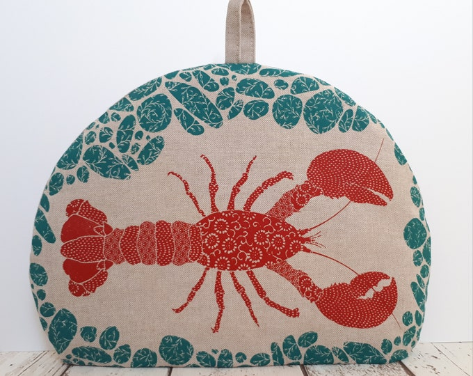 Lobster tea-cosy