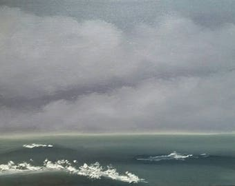 Salt Air - Oil Painting