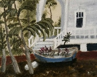 Swelter - Oil Painting - Mini