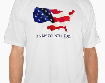 It's My Country, Too! Tees up to 4XL