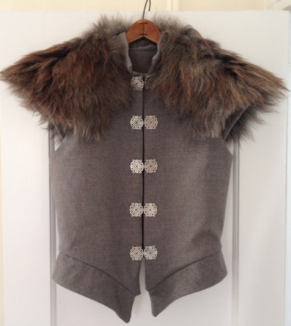 Renaissance Style Doublet / Game of Thrones Vest