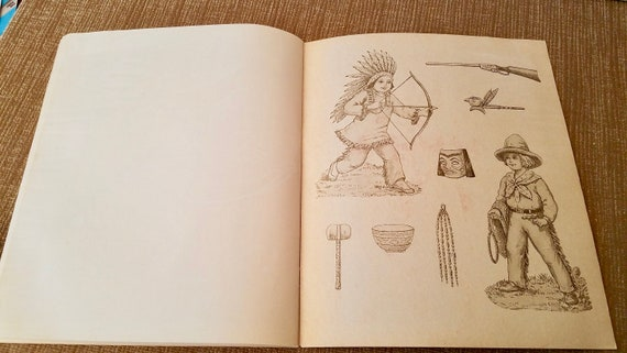 481 First Edition 1921 Magic Drawing Sketch Book of Simple Subjects No