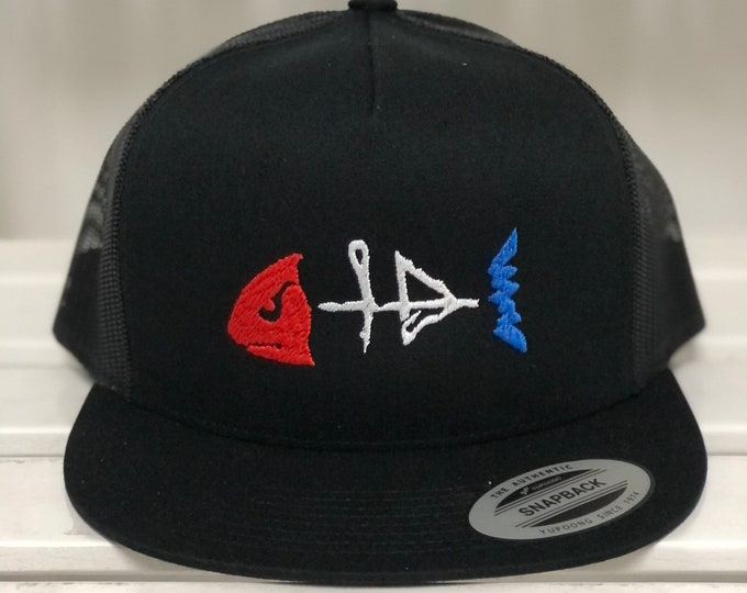 Honey badger baits ballcaps choice of color and style