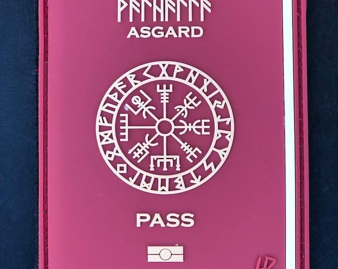 Valhalla passport