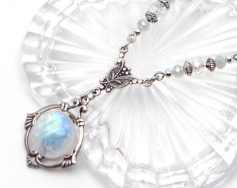 Moonstone Necklaces