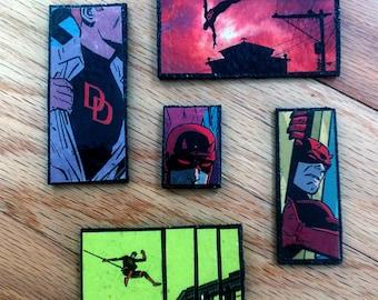 Daredevil Magnets: Streets of San Francisco Set of 5