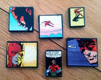 Daredevil Magnets: Small Set of 6