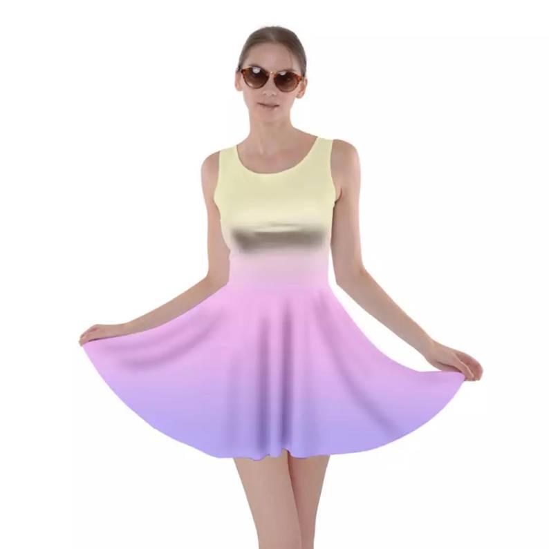 Star Wars Dress Padme Lake Gown Skater Dress Padme Amidala   Etsy