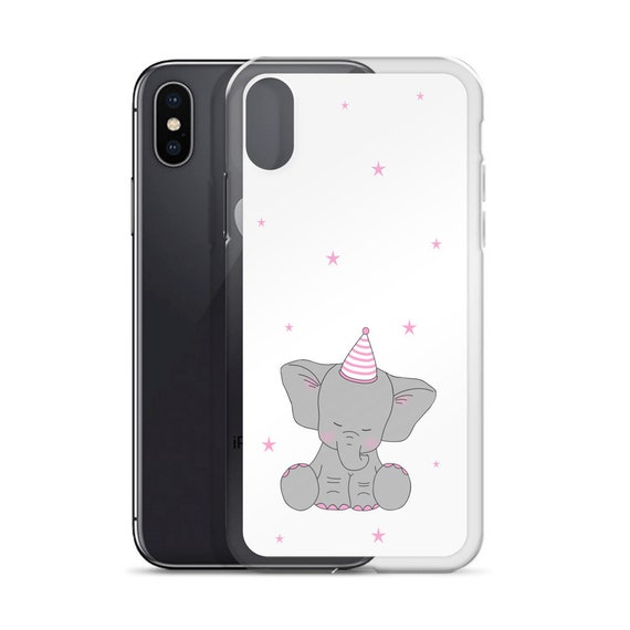 cute elephant iphone 7 case