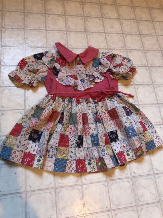 Patchwork Dress - image 1