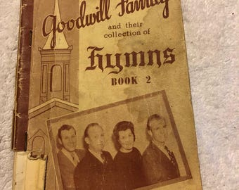 The Goodwill Family Hymns Book 2