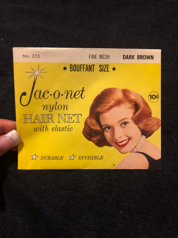 Jac-O-Net The Truly Invisible Hair Net