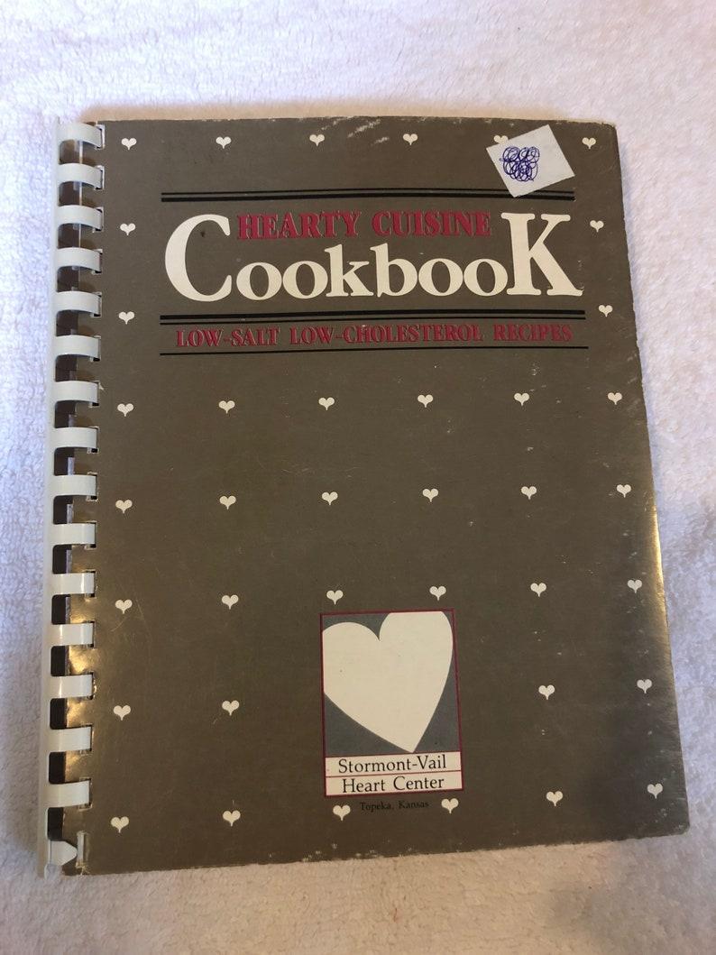 Hearty Cuisine Cookbook image 0