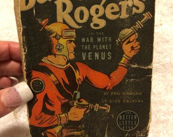 Buck Rogers in the War with the Planet Venus