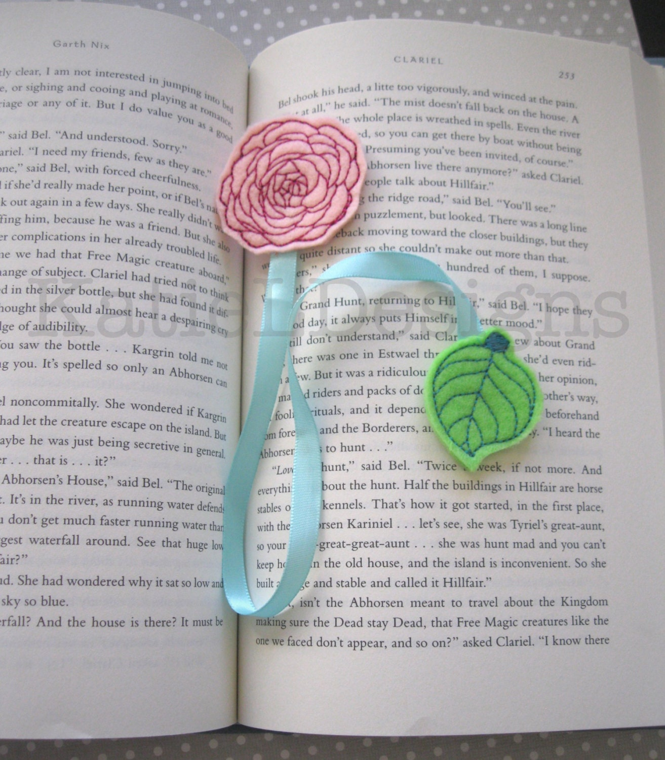 Ith Flower Bookmark Machine Embroidery Design Pattern Download In The Hoop Ribbon Ranunculus Felt