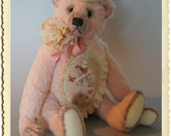 Vienna 35 CM Mohair Bear