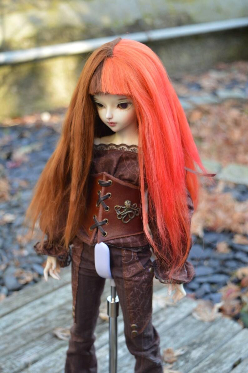 7 8 Inch MNF Alpaca Wig