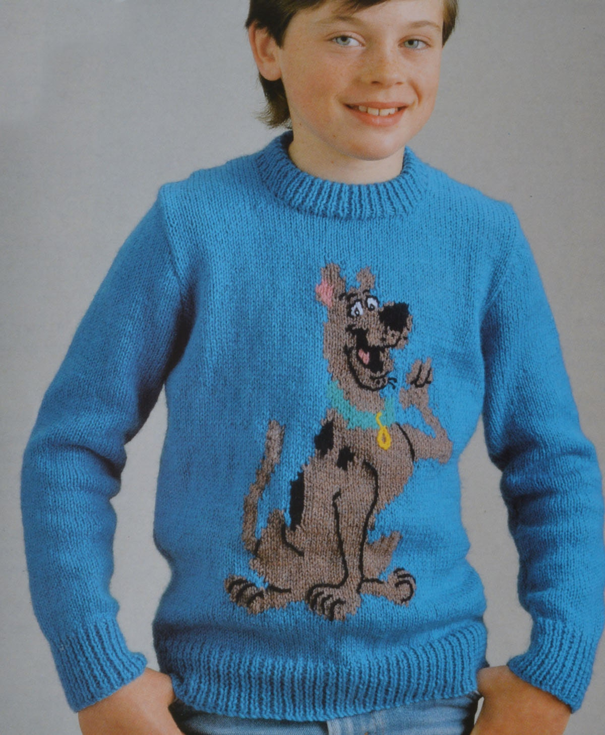 ALMOST FREE Vintage Girl Cardigan Knitting Pattern Knitted  Pattern Pdf Instant Download Easy Knitting Size 22 32  Double Knit