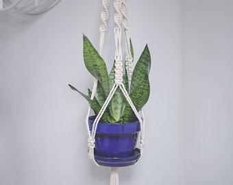 Hannah macrame plant hanger