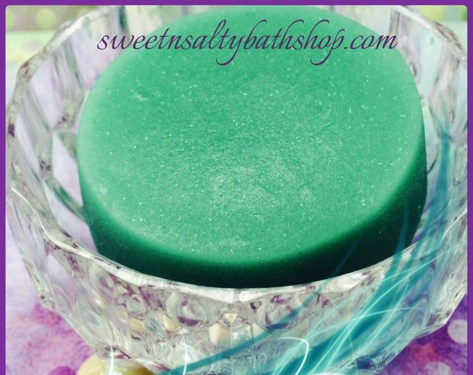 Mermaid Kisses Shimmering Shower Jelly Soap-Many More Tropical Scents to Choose From!!