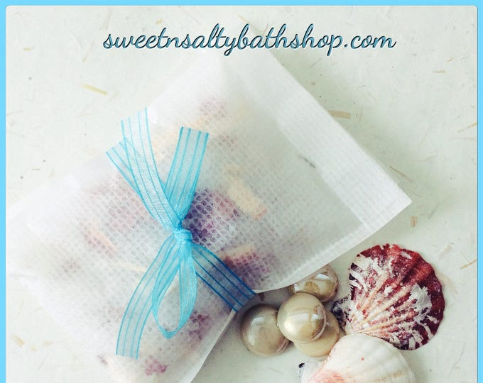 Mermaid Kisses Aroma Bead Scented Drawer Sachets Set of Two