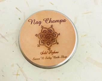 Solid Perfume & More