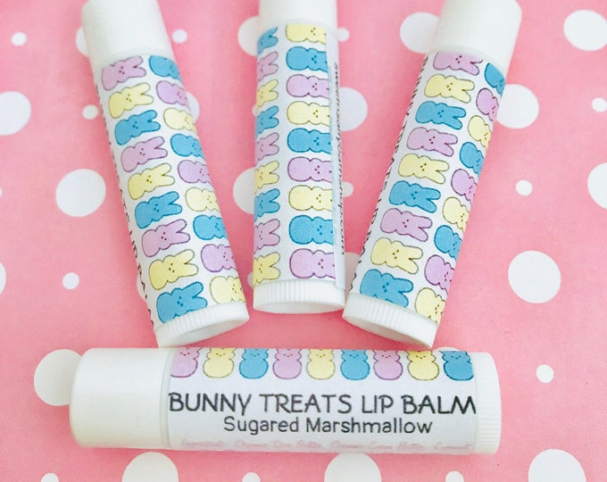 Featured listing image: Bunny Treats Lip Balm-Choose Your Flavor!!