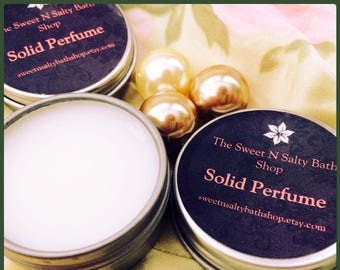 Nearly Nude Solid Perfume