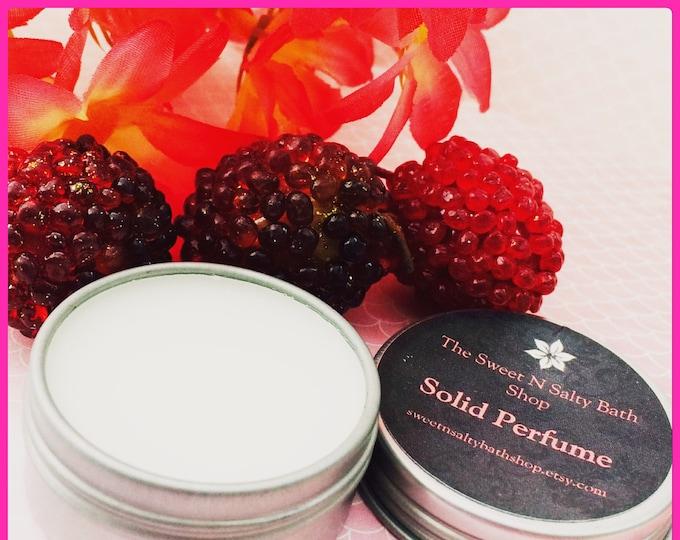 Verbena & Berries Solid Perfume