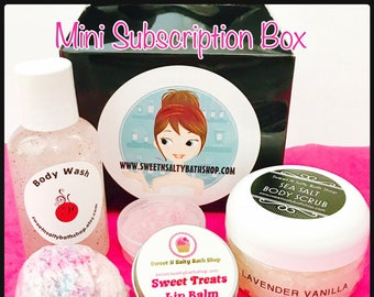Subscription Boxes/Gifts