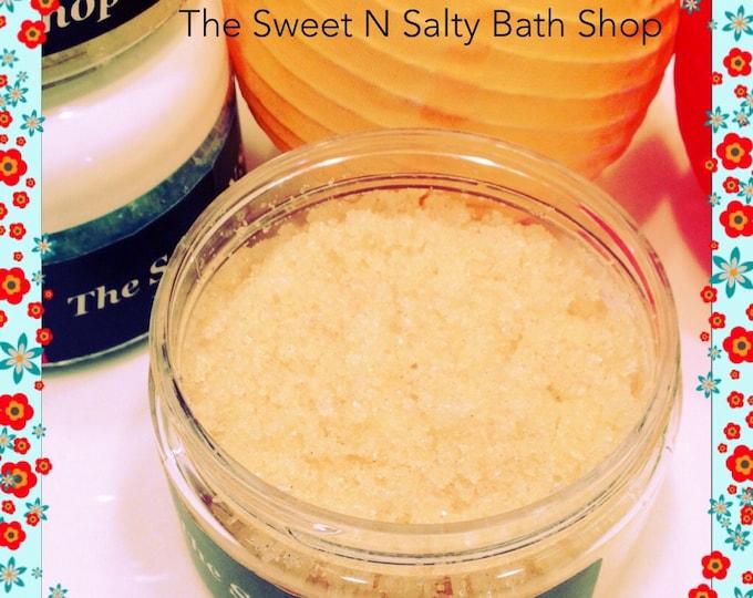 Featured listing image: Peach Daiquiri Sugar Body Scrub
