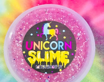 Unicorn Shimmer Slime