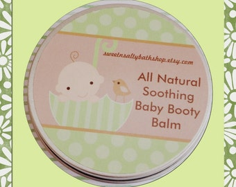 All Natural Baby Booty Balm